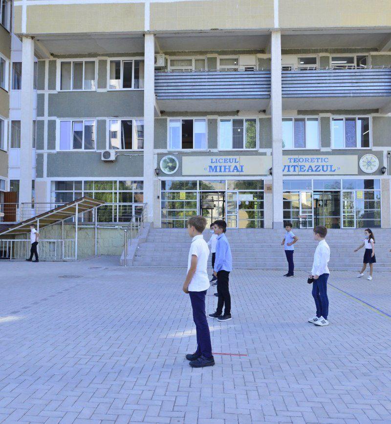 Чебан: В Кишиневе нет всплеска случаев заражения коронавирусом среди школьников