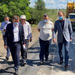 Чебан: В пригородах Кишинева продолжается реализация инфраструктурных проектов (ФОТО)
