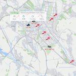 Все машины мунпредприятий, оборудованные системой GPS, будут отображены на интерактивной карте