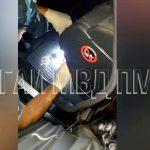 """Водитель и пассажир были """"под кайфом"""": патрульные остановили """"весёлое"""" авто"""