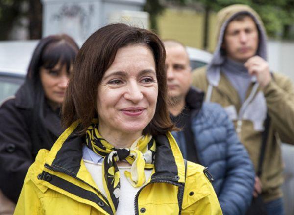 Додон – Санду: Майя, ты говорила, что ты – за унирю, а теперь хочешь стать президентом. Для чего, чтобы ликвидировать Молдову?! (ВИДЕО)