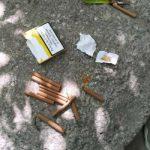 "На одной из улиц столицы поймали мужчину ""под кайфом"" и с наркотиками (ФОТО)"