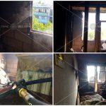 Пожар в Бендерах: из-за непотушенной сигареты вспыхнул балкон