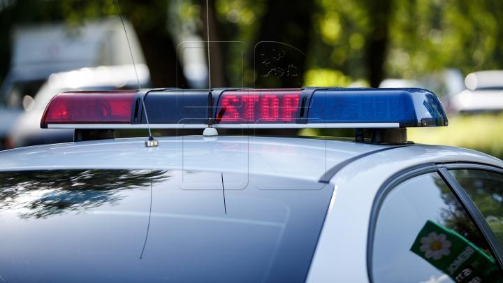 В выходные на дорогах Молдовы зарегистрировали свыше 1 600 нарушений ПДД