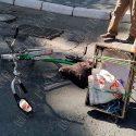 ДТП в Бендерах: водитель сбил велосипедиста и сбежал с места происшествия