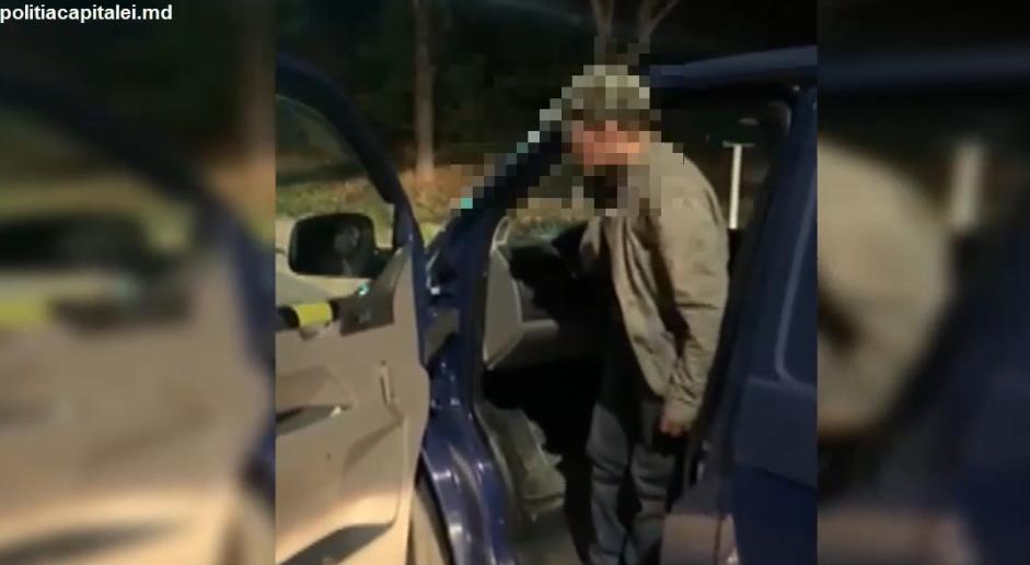 В столице поймали несовершеннолетнего угонщика (ВИДЕО)