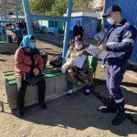 ГИЧС: Мероприятия по профилактике коронавируса продолжаются (ФОТО)