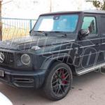 У молдаванина конфисковали Mercedes за 2,5 млн леев. Авто находится в розыске в Швеции (ФОТО)