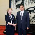 Гречаный: Уверена, что молдо-китайское партнёрство будет укрепляться и в будущем!