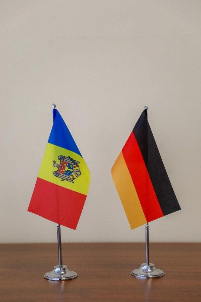 Спикер выступила за углубление партнёрства Молдовы и Германии