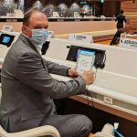 Генпримар Кишинева выступит на Форуме мэров ООН в Женеве