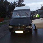 Десятки водителей были оштрафованы за нарушения правил перевозки (ФОТО)