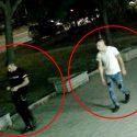 В столице ищут двух подозреваемых в угоне автомобиля