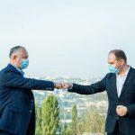 Ион Чебан присоединяется к избирательной кампании Игоря Додона: Для развития Кишинева необходимо сотрудничество с центральными властями (ВИДЕО)