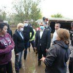 Правительство поможет пострадавшим от ливней населённым пунктам и гражданам: решения Комиссии по ЧС