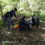 Употребляли наркотики прямо в парке: задержаны трое (ФОТО)