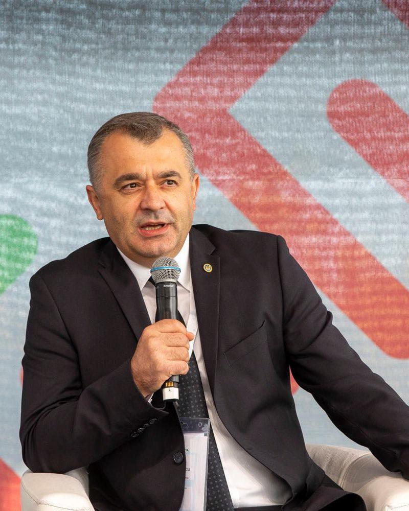 Кику на форуме в Гагаузии: Развитие инфраструктуры является главным условием для привлечения иностранных инвесторов в Молдову (ВИДЕО)