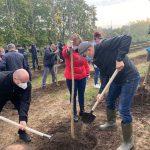 Ион Чебан: Я участвовал в акции по посадке деревьев как кишиневец, а не как примар