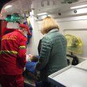 Ребёнка перевезли из Кишинёва в Бухарест для срочной операции