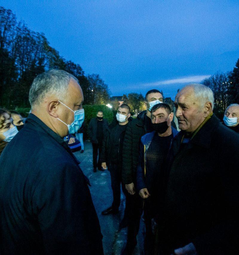 Жители страны поддерживают идеи и действия Игоря Додона (ВИДЕО)