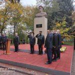 В Оргеевском районе открыли отреставрированный памятник Герою Советского Союза