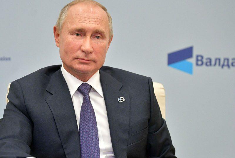 Путин: Рассчитываем, что молдавский народ оценит на выборах усилия Додона (ВИДЕО)