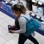 Кража из магазина в Комрате: полиция установила личность преступницы