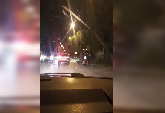 В Дурлештах столкнулись три автомобиля