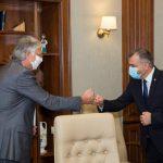 Ион Кику встретился с послом Венгрии