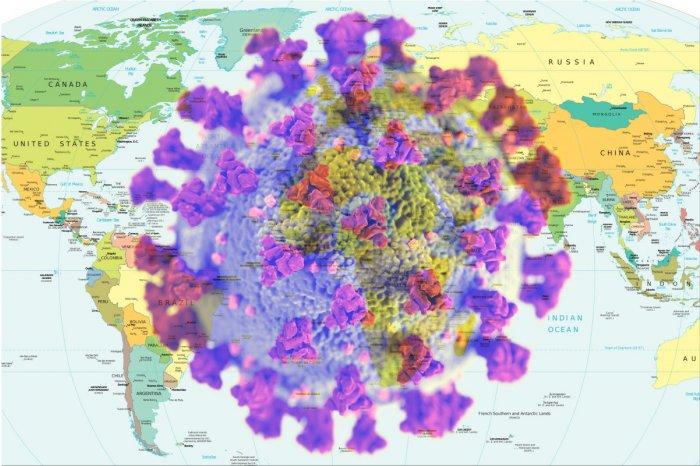 Число случаев заражения коронавирусом в мире превысило 45 млн