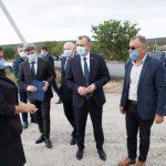 Премьер проверил ход ремонта дороги Костешты - Молешты