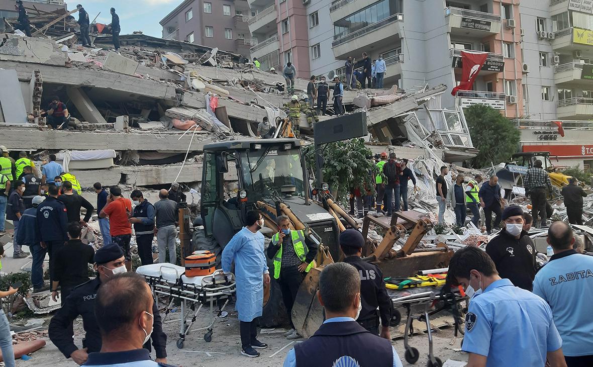 Ион Кику выразил соболезнования в связи с разрушительным землетрясением в Турции и Греции