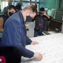 Начата печать бюллетеней для президентских выборов