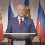 Додон: Россия является важным стратегическим партнёром Молдовы! (ВИДЕО)