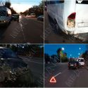 Два пассажира маршрутки пострадали по вине пьяного водителя