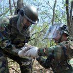 Более 200 снарядов обнаружили и обезвредили сапёры в сентябре