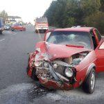Два водителя госпитализированы после ДТП на трассе Кишинев-Страшены