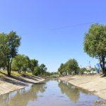 Завершены работы по очистке реки Бык. Эвакуировано 50 тысяч тонн ила (ВИДЕО)