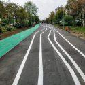 Чебан о декоративной разметке на Чеканах: Это уникальная идея для столицы