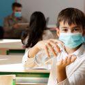 Ион Чебан о введении новых условий для столичных школьников: Что лучше – носить маски или закрыть школы?