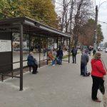 До конца года в Кишиневе появятся 120 новых остановок общественного транспорта