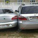 Столкнувшиеся в Дубоссарах джип и микроавтобус протаранили ещё 7 автомобилей