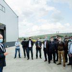 Додон рассказал фермерам из Яловен о создании индустриальных платформ в районах страны
