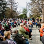 Додон на встрече с жителями Новых Анен: В будущем году планируем продолжить ремонт национальных автодорог
