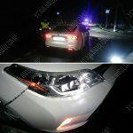 Водитель сбил пешехода: мужчина шёл по проезжей части