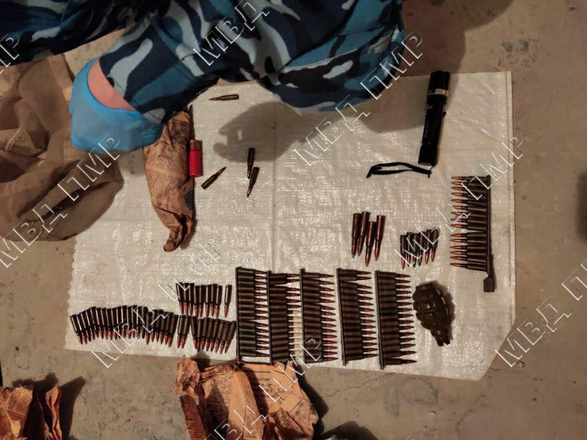 Опасная находка: рыбничанин делал ремонт и обнаружил боеприпасы