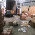В Джурджулештах пресекли попытку контрабанды одежды на 800 тысяч леев (ФОТО)