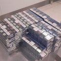 """""""Блестящая"""" контрабанда: молдаванин пытался перевезти 10 000 завёрнутых в фольгу сигарет (ФОТО)"""