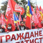 """""""Вместе мы победим!"""": Марши в поддержку Додона по всей стране показали на видео"""
