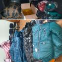 Сигареты и одежду без документов о происхождении обнаружили на границе (ВИДЕО)